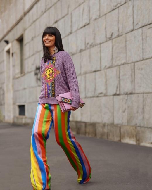 Somewhere Over The Rainbow: 24 стайлинг идеи за тази седмица