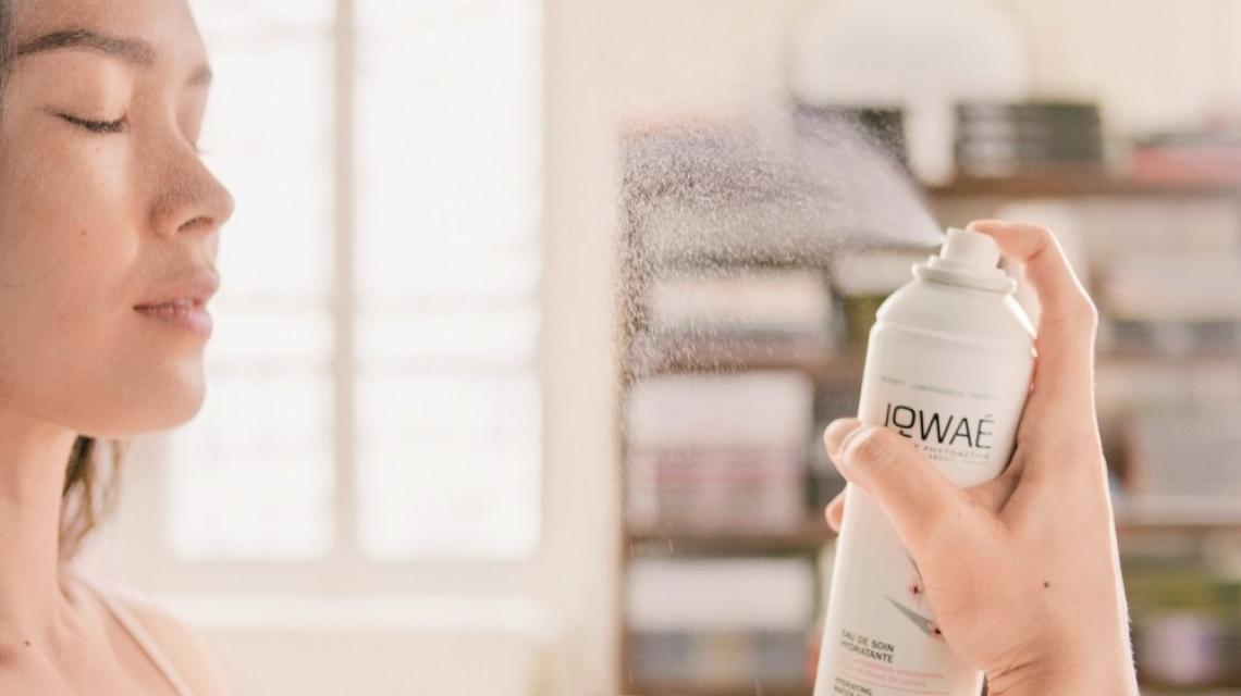 Подаряваме ви хидратираща маска, лек хидратиращ крем и мини хидратиращ спрей на JOWAÉ