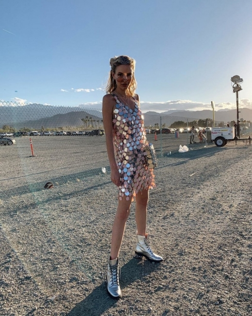 Лято и музика в аванс: 29 стайлинг идеи от Coachella 2019