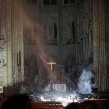 """Какво има в катедралата """"Нотр Дам""""?"""