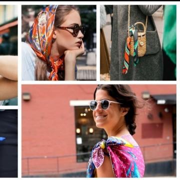 Шалът и неговите роли: 29 стайлинг идеи как да го носим