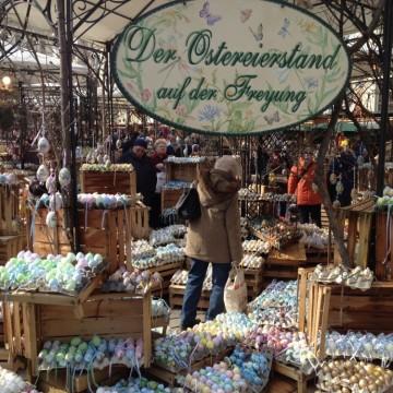Виенските великденски базари, зашеметяващи!
