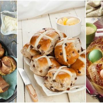 Яйца, брашно и много захар: 8 великденски хляба по света