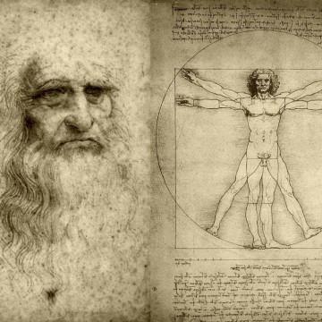 5 неща, които може би не знаете за Леонардо