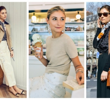 Copy/paste от стила на Джени Уолтън: 19 елегантни идеи за този уикенд