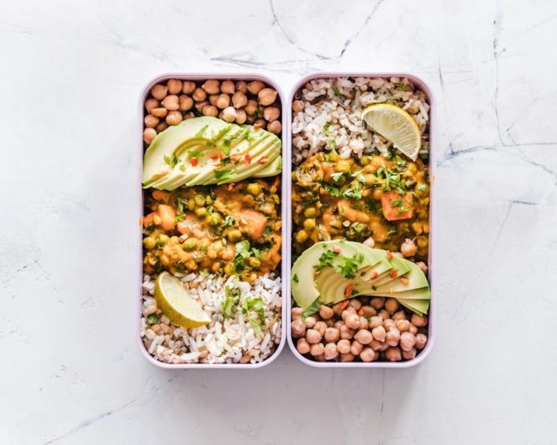 Лесни идеи за здравословно хапване в офиса