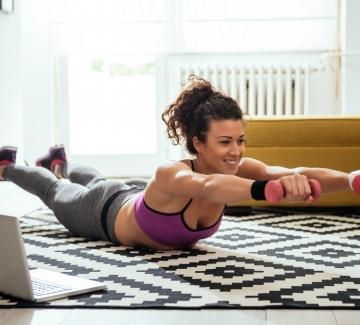 Как да тренираме у дома: Част 1
