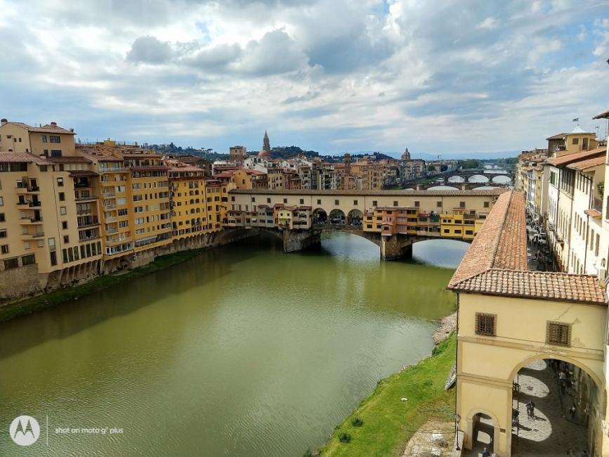 4  места във Флоренция, които да посетим, когато вали