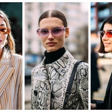 Слънцето в очите ни: 19 идеи за очила, които бихме носили