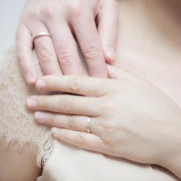 Най-красивите ръчно изработени брачни халки!