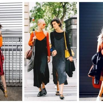 Този уикенд носим блуза под роклята: 26 стайлинг идеи
