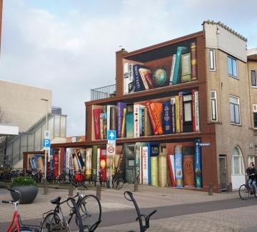 Уличното изкуство на Jan Is De Man – впечатляващо и вдъхновяващо