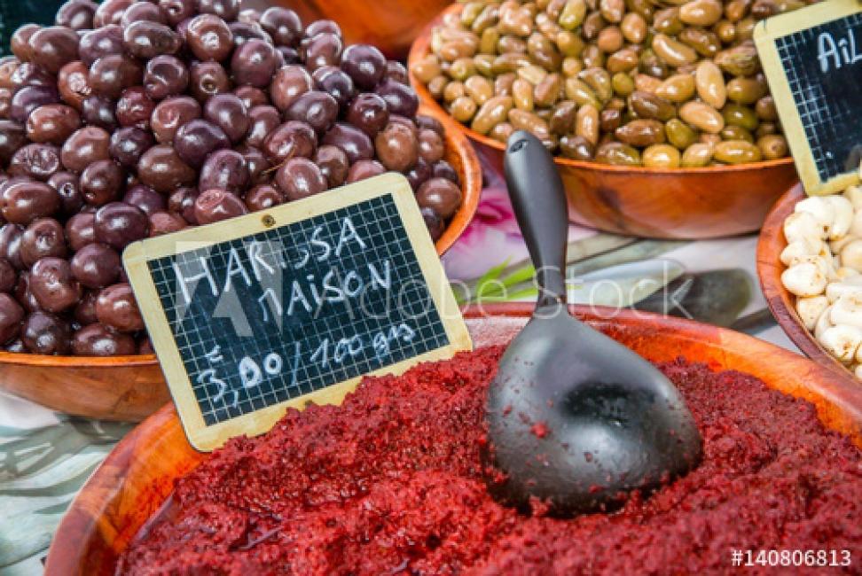 Приказки от Северна Африка: Пиле с хариса