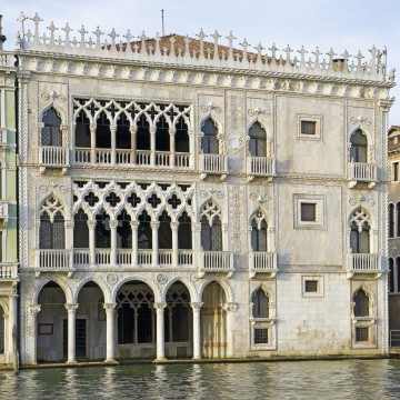 Ка' Д'Оро – златната къща на Италия