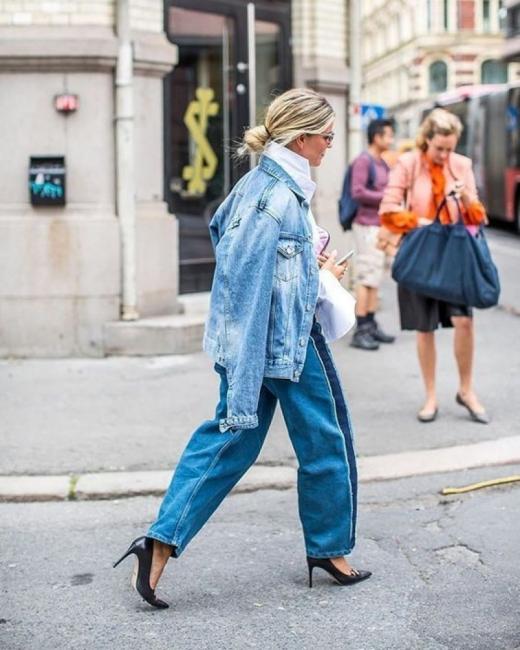 Как да носим деним + деним: 19 стайлинг идеи
