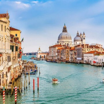 Banksy вероятно е посетил Венеция