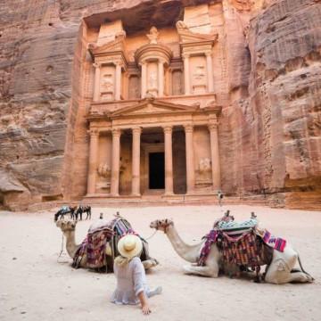 Истории за пътешественици: Петра