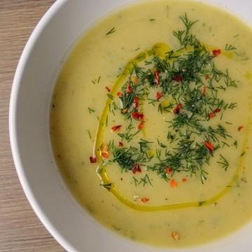 Вкусно по природа: Крем супа от тиквички
