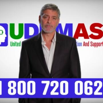 Джордж Клуни ще бори повсеместната глупост