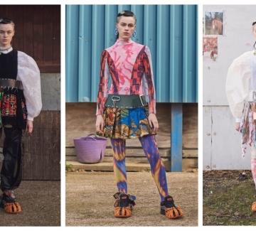 Още една българска следа в британската мода