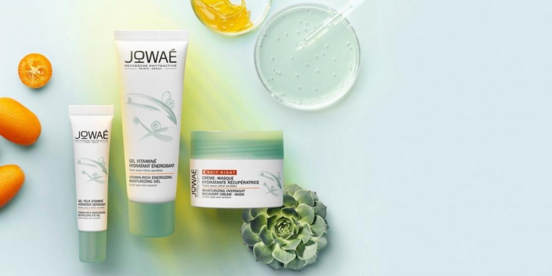 Подаряваме ви нощна маска от енергизиращата серия на Jowaé