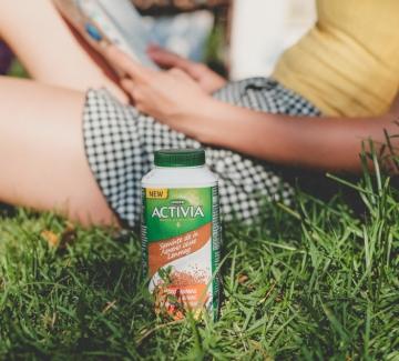 Активиа напитка – с теб, където и да си!