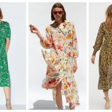На шопинг за нова рокля: 9 модни находки