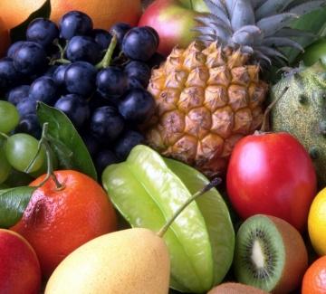 Пълнее ли се от плодовете?