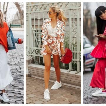 21 стайлинг идеи как да носим кецовете Alexander McQueen