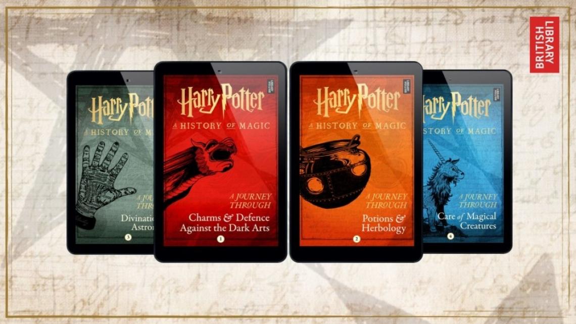 Светът на Хари Потър отново оживява