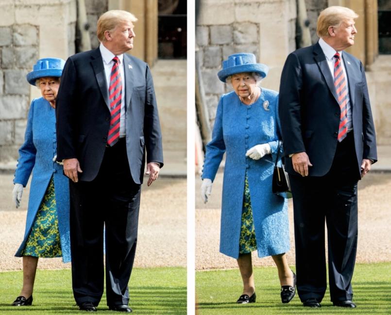 """Ще се срещне ли """"гадната"""" Меган с Тръмп?"""