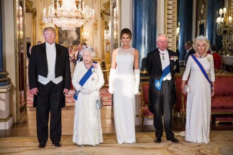 Кралицата и американските президенти - a love story