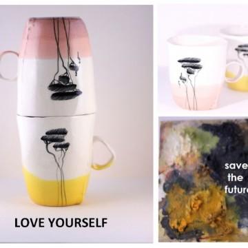 Мария Йованович - керамика с чиста душа