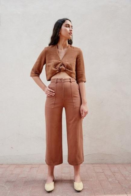 24 стайлинг идеи с най-актуалните летни панталони