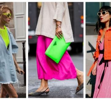 24 стайлинг идеи как да носим неоновите цветове