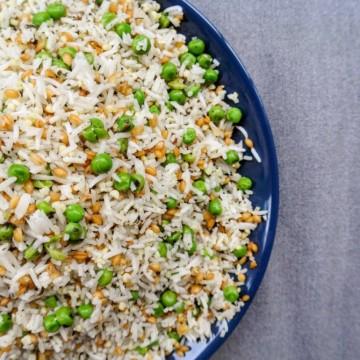 Вкусно по природа: Ароматно ястие с три вида зърна