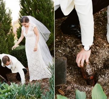 Най-странните сватбени традиции по света