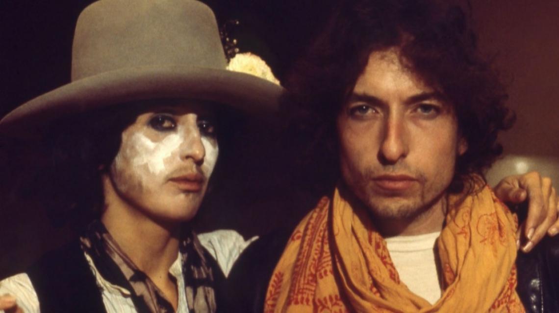 Как Скорсезе видя музиката на Боб Дилън