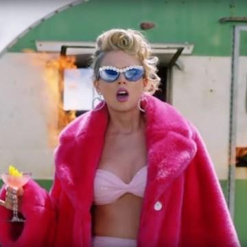Всички звезди в новия клип на Тейлър Суифт