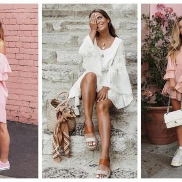 26 стайлинг идеи как да носим къса лятна рокля