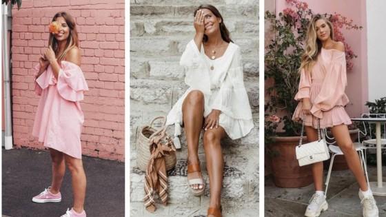 27 стайлинг идеи как да носим къса лятна рокля