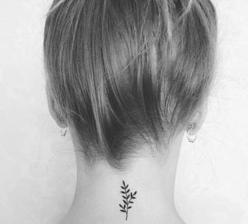 21 примера, че татуировка на врата може би е добра идея