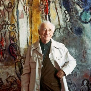 МЕТ покриха картина на Марк Шагал