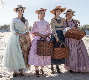 """Първи кадри от """"Малки жени"""" с Мерил Стрийп, Ема Уотсън, Сирша Ронан и Тимъти Шаламе"""