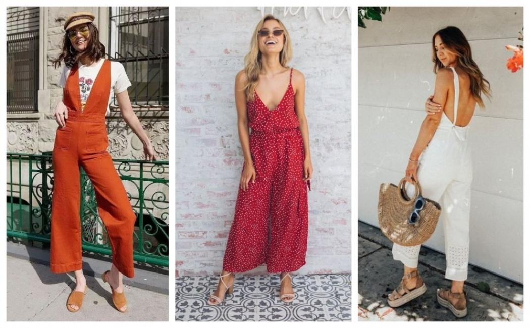 24 стайлинг идеи как да носим гащеризон през лятото