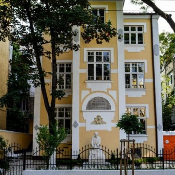Нов студен душ - къщата-музей на Яворов е в риск!