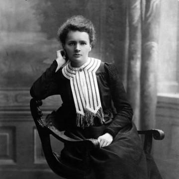 Мария Кюри, откривателката