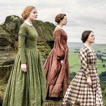 Гениалните сестри Бронте на екран!