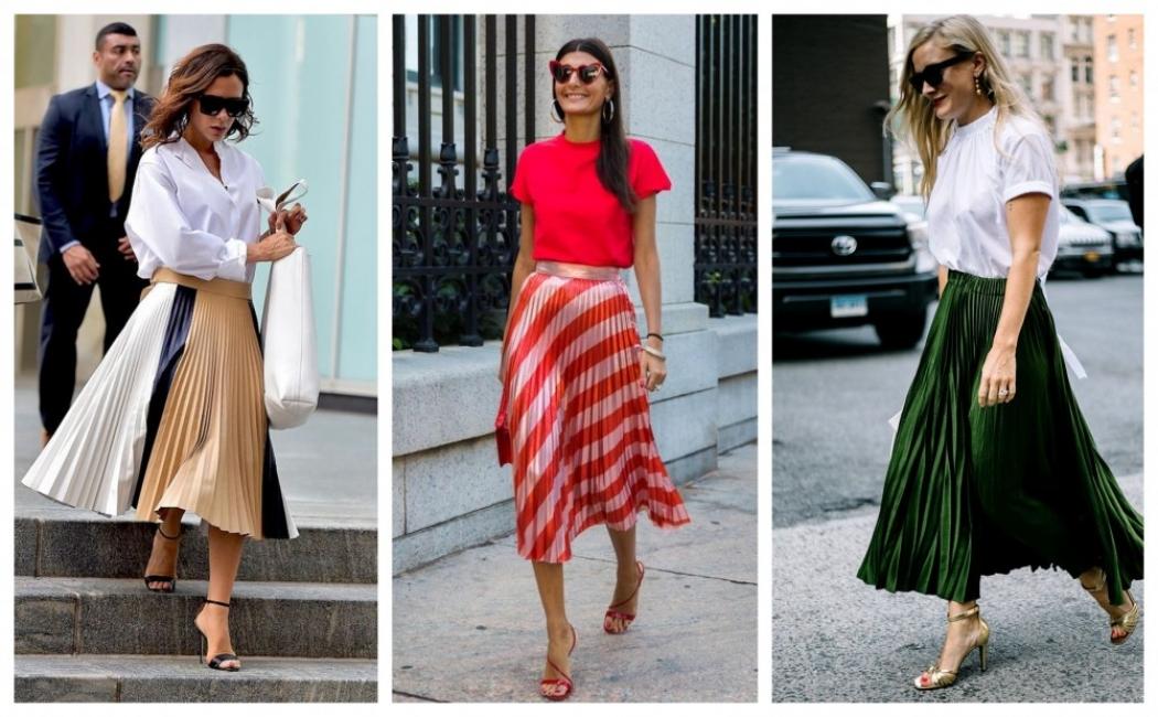 23 стайлинг идеи как да носим пола солей през лятото