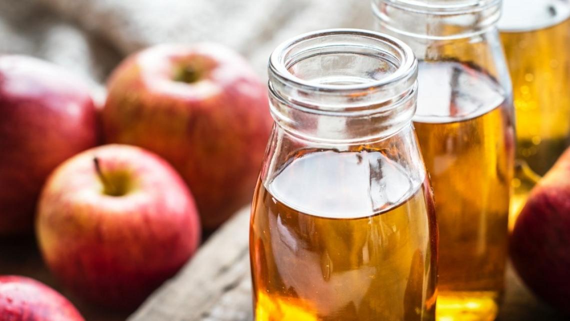 6 добри причини да консумираме ябълков оцет